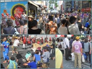 Shinjuku Eisa Matsuri Festival_2