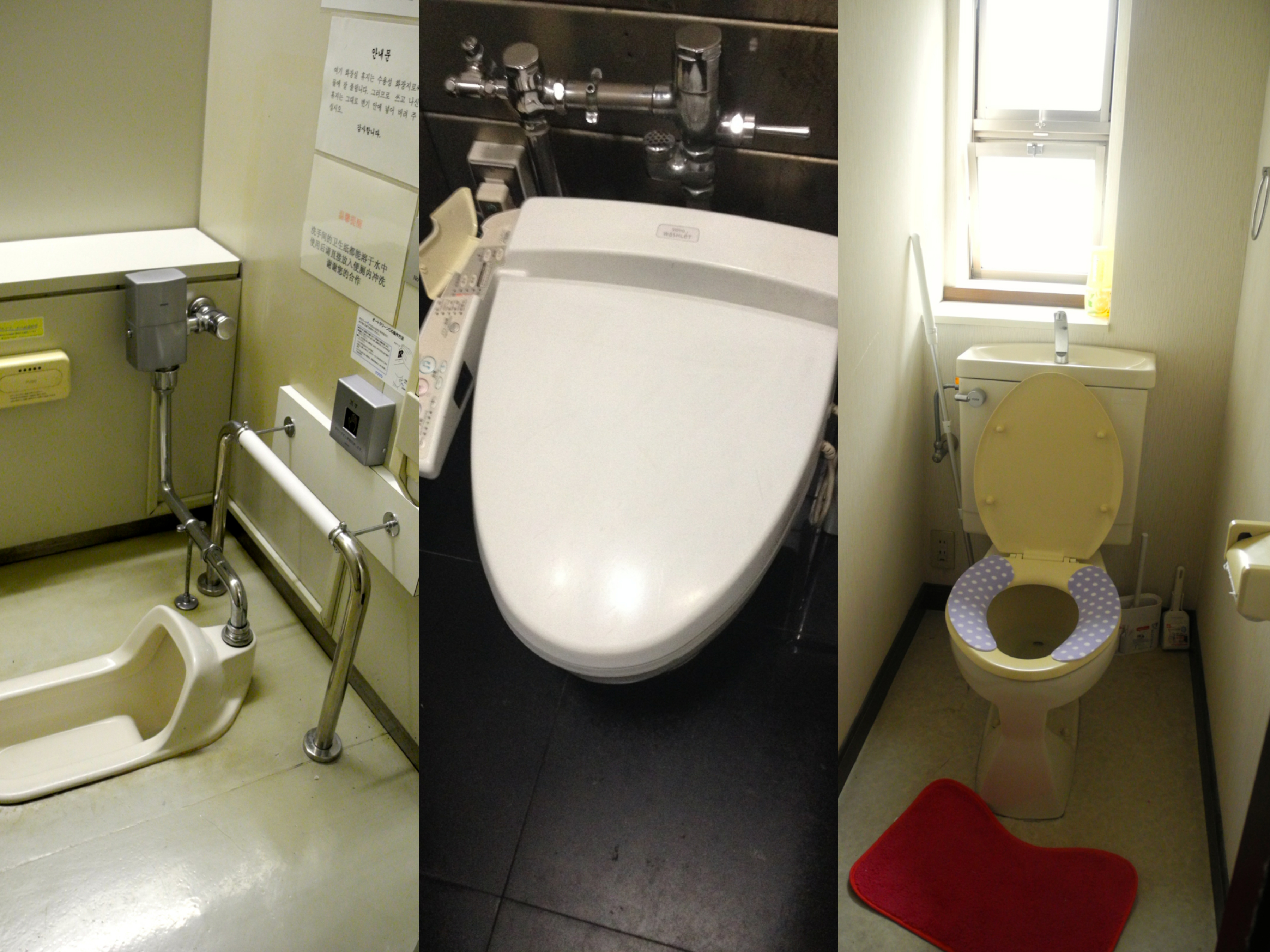 Toilets Tales From The Mothership - Toto japanese toilet seat