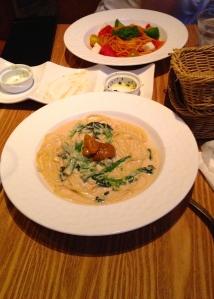Italian Restaurant in Hikarie Shibuya