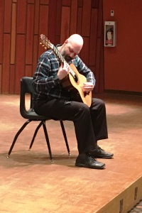 Chrissie's Classical Guitar Recital